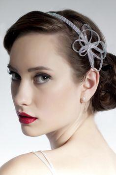 Sara Gabriel Ruby Hairband