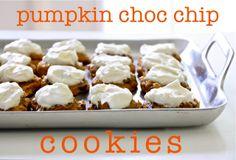 pumpkin choc chip