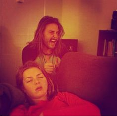 That person who falls asleep anywhere... READ MORE HERE // http://aubreys642.com/