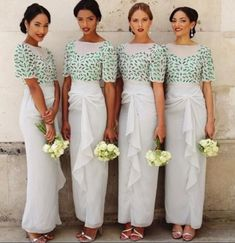 2a07c2563f3 Virgos Lounge Grey Sally Embellished Ruffle Wrap Cruise Party Maxi Dress 6  - 14  bridesmaiddress