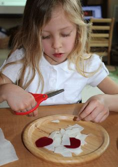 Kid Talk: Creating Play Food: Forget the plastic meals and create imaginary food from felt!