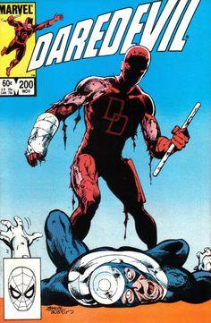 Daredevil Vol 1 - #200