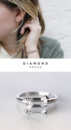 Blog How To Wear A Trendy East West Ring