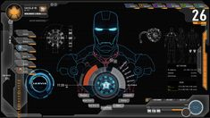 Iron Man Jarvis Wallpaper High Resolution Is Cool Wallpapers