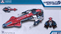 Auricom - - PSVita by nocomplys on DeviantArt Spaceship Art, Spaceship Design, Spaceship Concept, Concept Ships, Concept Cars, Futuristic Cars, Futuristic Design, Space Fighter, Sci Fi Ships