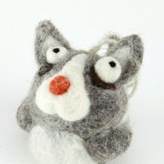 Small Cat - Woolbuddy
