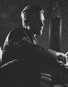 Michael Pitt as Jimmy Darmody on Boardwalk Empire