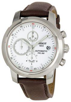 Tissot PRC 200 Automatic White