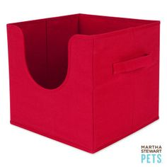 Storage Bin Must Have To Keep Doggy Toys Out Of The Way. Our Doggie Now