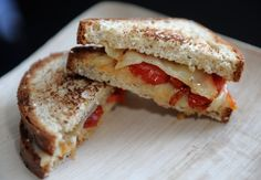 Udi's Gluten Free Sun Roasted Tomato and Cheddar Grilled Cheese | Udi's® Gluten Free Bread