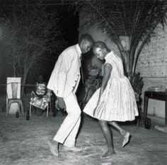 Malick Sidibe - Nuit de Noel, 1963