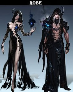 Again with the wispy dress parts. And the evil / dark element is something I like in this. AZRA of Deat Dominion COL Concept Fantasy Character Design, Character Design Inspiration, Character Concept, Character Art, Concept Art, Dark Fantasy Art, Fantasy Girl, Fantasy Artwork, Fantasy Men
