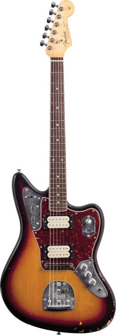 Fender® Introduces Kurt Cobain Jaguar® Guitar | Business Wire