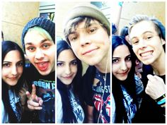 Lisa and 5 Seconds of Summer