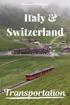 2.5 Weeks in Italy and Switzerland: Planning Part 1 - Transportation.  Join us as our family travels to Italy and Switzerland.  How did we choose our flights?  How did we connect between cities?  What if your group is coming from different places at different times? #adventuresofthe4jls #travel #italy #switzerland #europe #familytravel #travelguide #traveltips