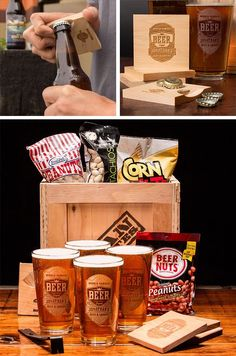 """These will look amazing on the counter of my dad's """"home bar"""" (it's what he calls the cup holder on the recliner!) Awesome Father's Day find! 