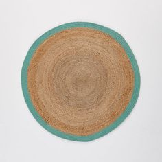 Aftas Round Rug La Redoute Interieurs : price, reviews and rating, delivery. Aftas round rug. This rug which is set off by a contrasting colourful border, brings a natural and authentic touch to the home, creating a wonderful effect.Aftas round rug:90% jute, 10% cotton, 3500 g/m².Braided cotton border.Size of Aftas round rug:Diameter: 120cmSize and weight of parcel:1 parcel123 x 14 x 13cm2.9kgDelivered to your door:Your Aftas jute rug will be delivered to your door, and even tak...