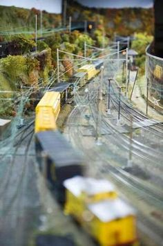 859 Best Toy City images in 2016 | Model trains, Model train