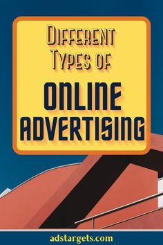 This article explains which are the best types of online advertising, suitable for your brand. #onlineadvertising Native Advertising, Mobile Advertising, Display Advertising, Display Ads, Video Advertising, Online Advertising, Advertising Agency, Online Marketing, Digital Marketing