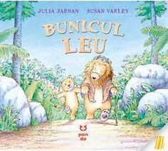 Bunicul leu - Julia Jarman, Susan Varley - Varsta: 3+ Lenny îl iubește pe bunicul său, Regele Leu. Așa că atunci când acesta începe să fie confuz și să uite lucruri. Oare îl poate ajuta pe bunicul Leu să-și recapete memoria?O poveste înduioșătoare despre relaţia specială dintre bunici și copii. Lion Love, Old Friends, Love Him, Pictures, Painting, Fictional Characters, Animals, Picture Books, Forget