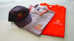 Enerdia, T-Shirts, Polo Shirts, Jockey Hats #jockeyhats #poloshirt #tshirt