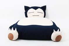 Humongous Snorlax bed ($288)!! This is awesome :)