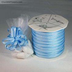 15 best chans silk flowers comprar images on pinterest silk checker pull bow 14 25yds blue white 389 mightylinksfo