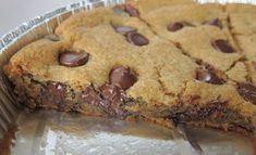 Cookie géant aux pépites de chocolat super bon & facile a faire