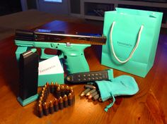 Tiffany's Glock - Valentine's Day is coming up!