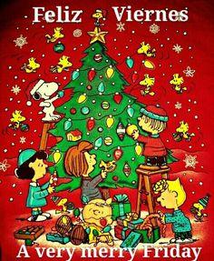 Feliz Navidad...Merry Christmas!...Feliz Viernes
