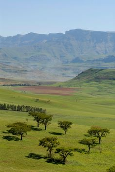 The Central Drakensberg, KwaZulu-Natal province, South Africa