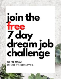 Do you know your dream job is in reach but JUST can�t quite land it? Whether it�s a COVID-19 related layoff, if you took time off to start a family, or if you�re just called to pursue a passion - join us for the FREE 7 day course and ge Dream Career, Dream Job, Dream Life, Self Development, Personal Development, Live For Yourself, Finding Yourself, Resume Tips, Self Awareness