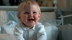 Do you remember this smile ? Cute Little Baby, Mom And Baby, Little Babies, Baby Kids, Baby Boy, Baby's Day Out, Stranger Things Netflix, Comedy Movies, Films