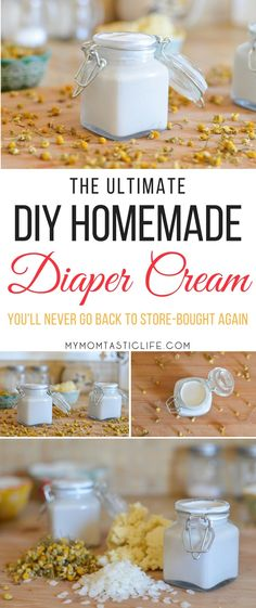 The Ultimate DIY Homemade Diaper Cream – My Momtastic Life The Ultimate DIY Homemade Diaper Cream – This DIY Diaper Cream Recipe has zinc oxide, coconut and essential oils, shea butter, and more, to keep your baby's bottom dry and rash-free - Newborn Diap