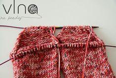 VlnaNaPredaj: Štrikované ponožky - od prstov hore, dve naraz Knitted Hats, Knitting, Fashion, Moda, Tricot, Fashion Styles, Breien, Stricken, Weaving
