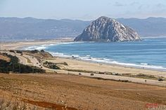 Cayucos, California - Route 1 Road Trip View