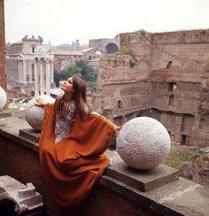 Shot by Angelo Frontoni, 1970