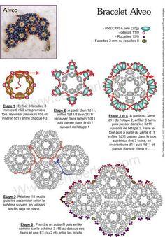 Wzory nizania koralikowej biżuterii   Naszyjnik bardzo ciekawy     Kulki koralikowe w atrakcyjne wzory                   Naszyjniki piękni...