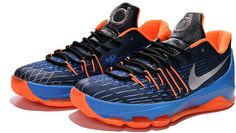 competitive price 6825e 49ee3 Kevin Durant 8 Orange Blue Black, cheap KD If you want to look Kevin Durant  8 Orange Blue Black, you can view the KD 8 categories, there have many  styles of ...