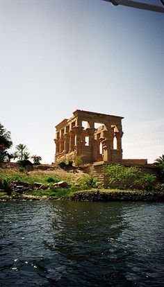 Egypt Aswan  - this is such a beautiful little island!  My favorite place in Egypt.