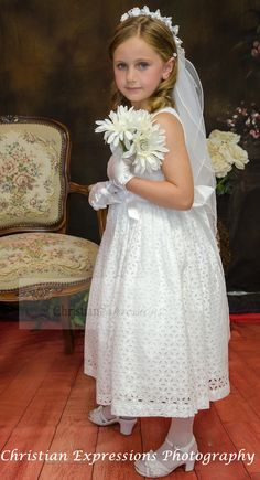 White Communion Dress, Holy Communion Dresses, First Communion Veils, First Holy Communion, Dresses For Sale, Dresses Online, Star Wars Watch, Suits, Dress With Bow