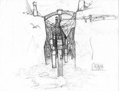 Octavia - Invisible Cities (Italo Calvino) by Lunarsmith on DeviantArt