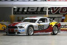 mustangs | Marc VDS Racing Ford Mustang GT3 1