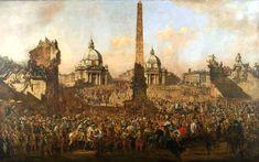 Wjazd Jerzego Ossolińskiego do Rzymu - Szukaj w Google