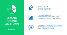What do you sound like?  Audiodraft's new Brand Sound Analyses deliver data, understanding, and tools for creating a distinctive audio identity and empowering your brand communications.