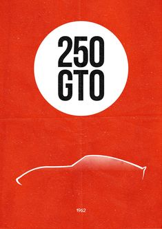 Iconic Racing Poster Set