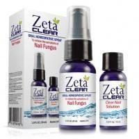 Zeta Clear has grown into one of the biggest selling products for toenail fungus. And with good reason: Zeta Clear is the most powerful trea...