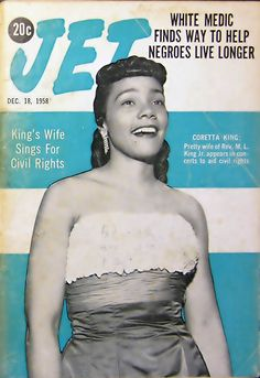 5 Facts About Coretta Scott King | Paula Reed Nancarrow