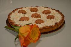 Crostata mascarpone e amaretti