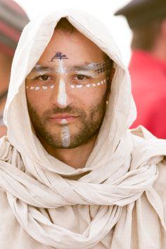 Radical self expression costumes at Burning Man 2015 Carnival of Mirrors